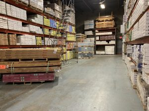 Discontinued flooring at Long Island Paneling, Ceilings and Floors