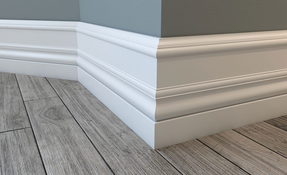 Mouldings at Long Island Paneling, Ceilings & Floors