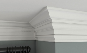 Architectural moulding at Long Island Paneling, Ceilings & Floors