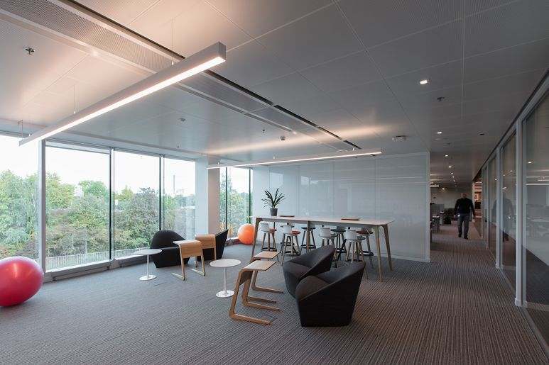 Commercial Suspended Ceilings at Long Island Paneling, Ceilings & Floors