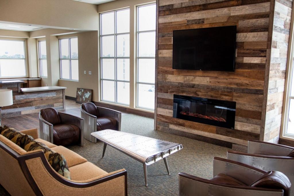 Reclaimed Barnboard at Long Island Paneling, Ceilings & Floors
