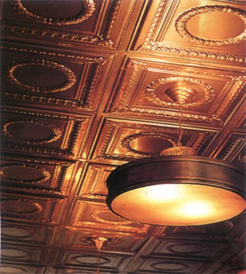 Tin Ceilings at Long Island Paneling, Ceilings & Floors
