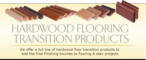 Flooring Transitions at Long Island Paneling, Ceilings & Floors